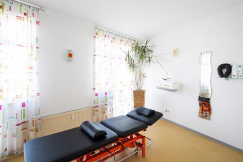 Therapieraum Orange